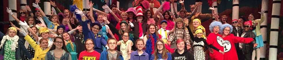 McNabb presents Seussical the Musical