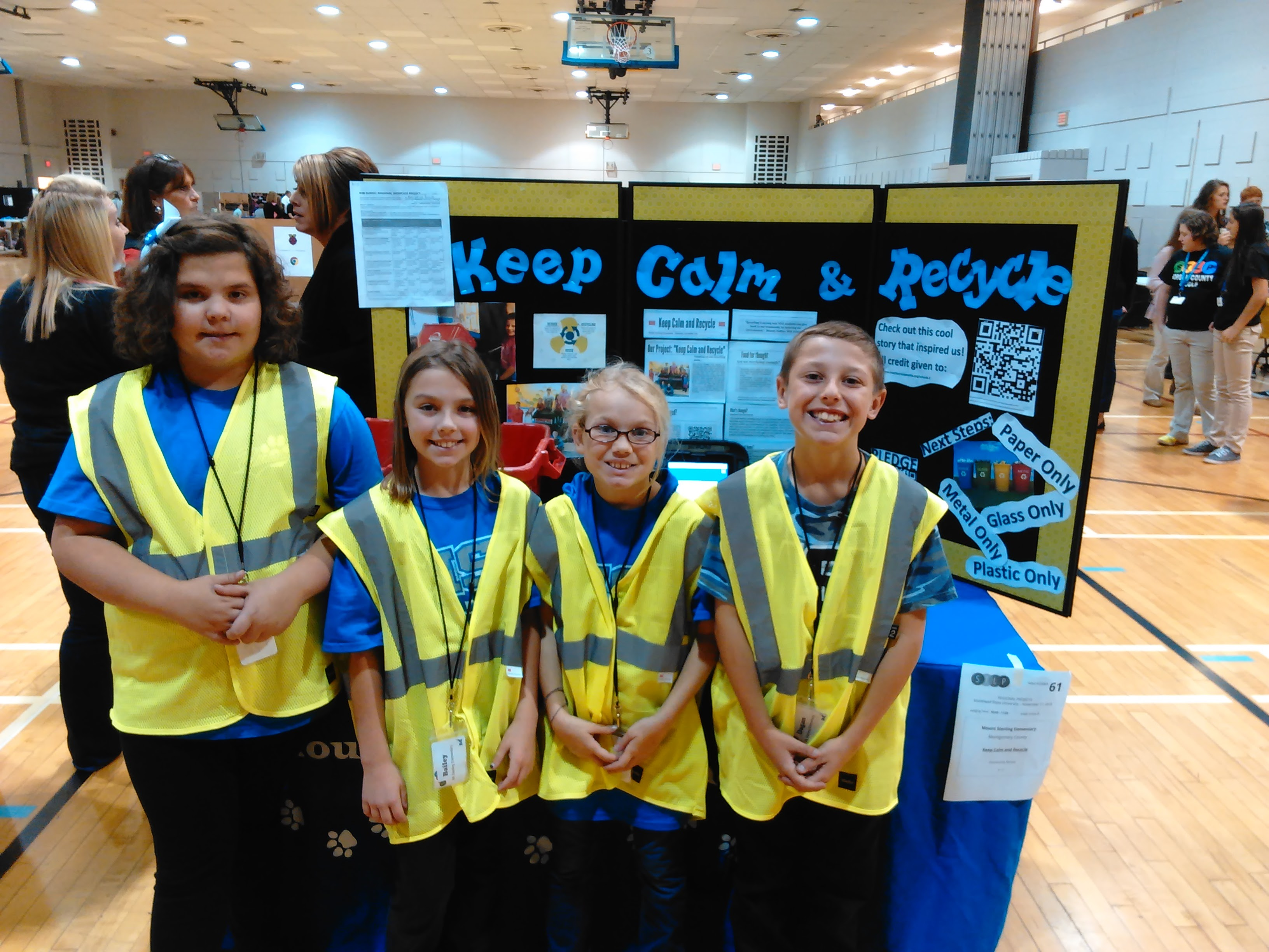 MSE students competing in Regional Competition at Morehead State University